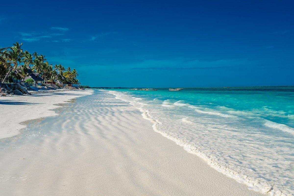 Остров Занзибар в Индийском океане