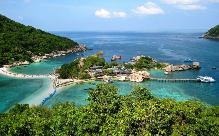 Остров Самуи в Сиамском заливе