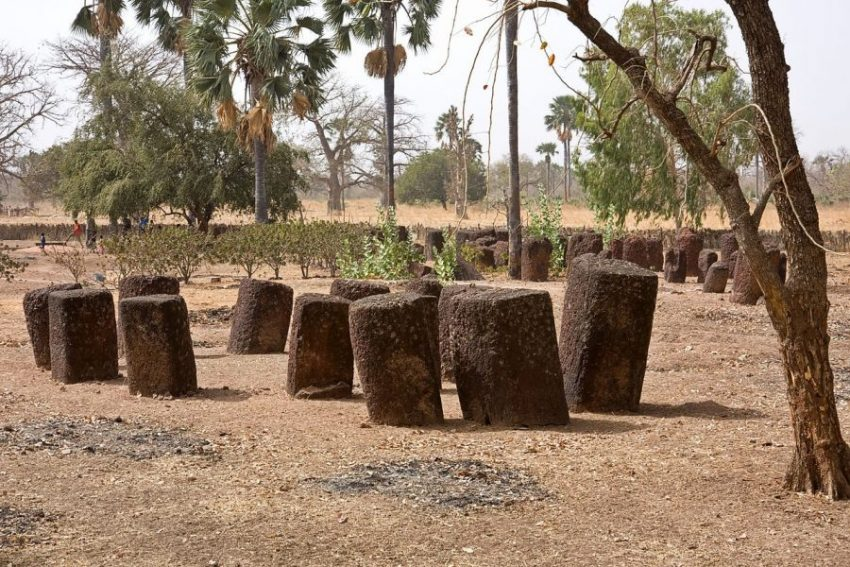 Каменные круги Сенегамбии, Сенегал