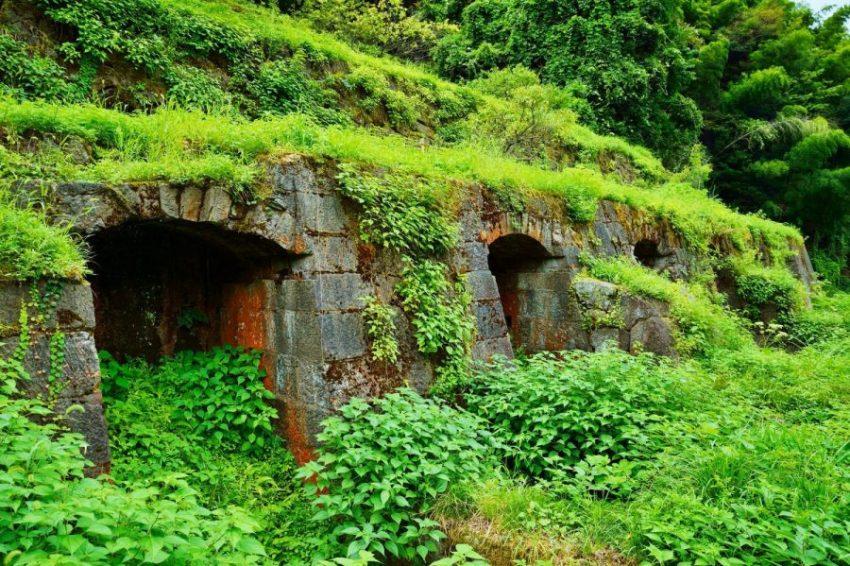 Серебряный рудник Ивами Гиндзан, Япония