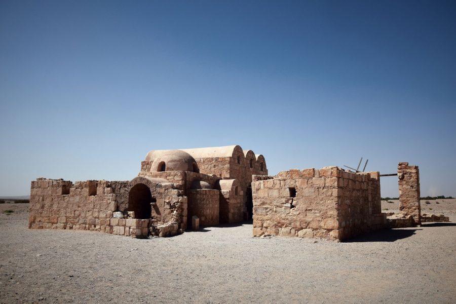 Каср Амра, Иордания наследие ЮНЕСКО