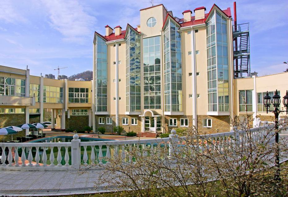 Отель в Сочи Морская звезда