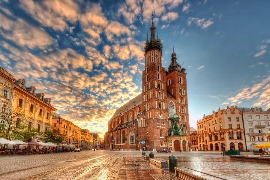 Краков, Польша для туристов
