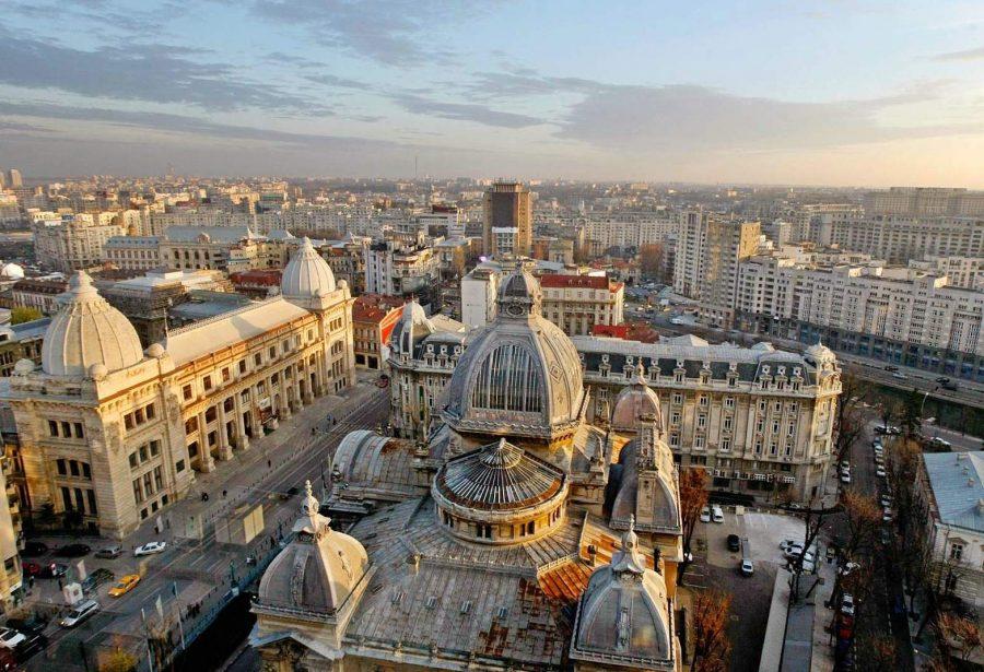 Бухарест, Румыния для туристов