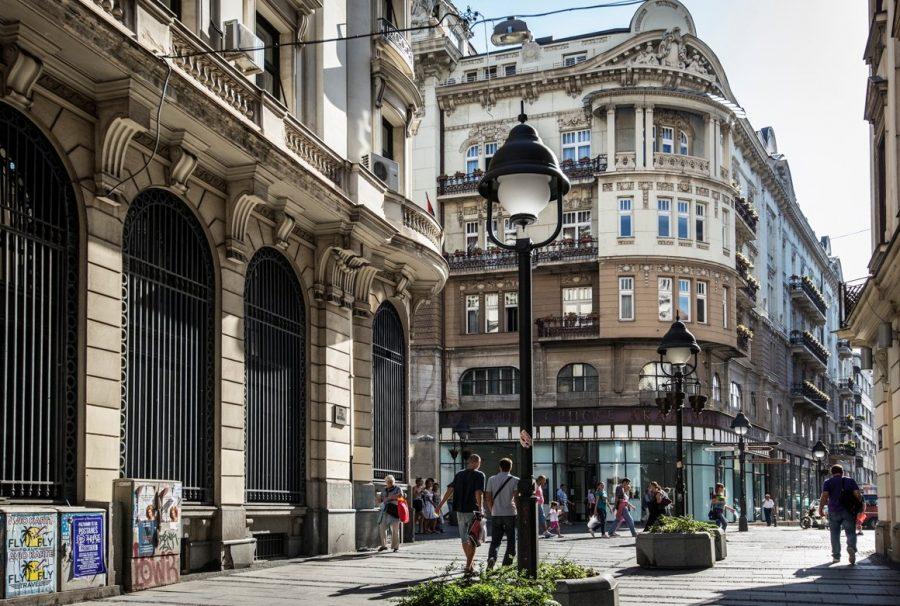 Белград, Сербия для туристов