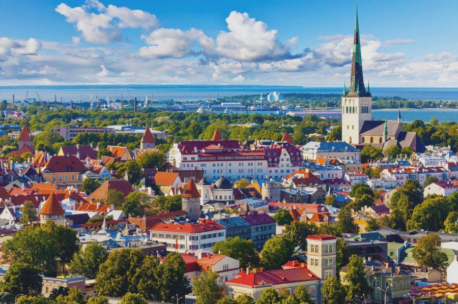 Таллин, Эстония для туристов