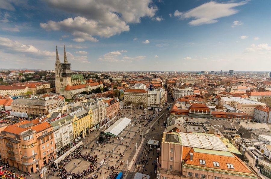 Загреб, Хорватия для туристов