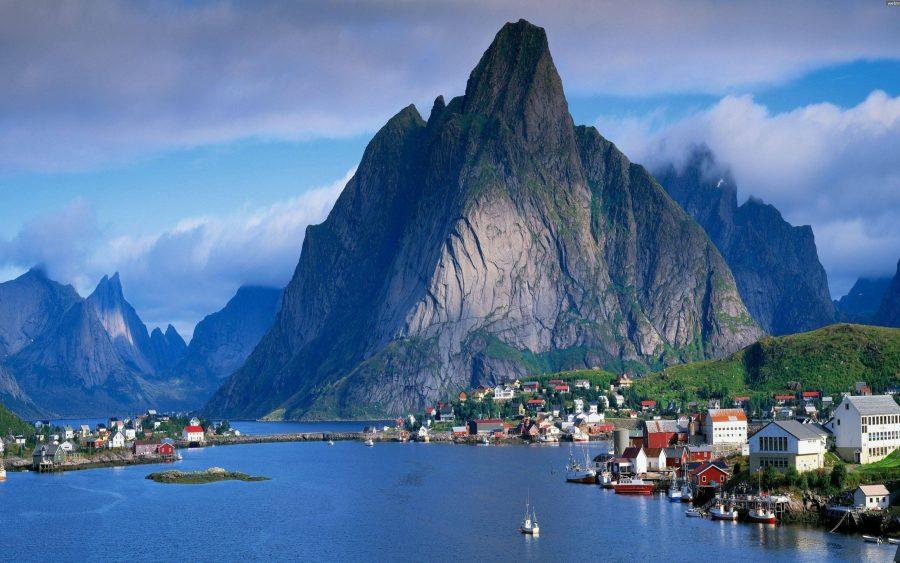 Экология Королевства Норвегия