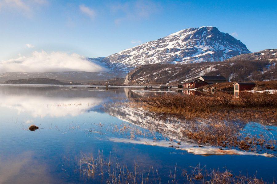Швеция чистая и красивая страна