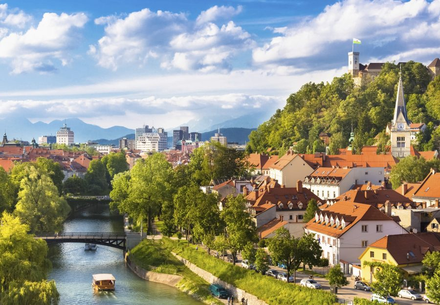 Неизведанная для туристов Словения