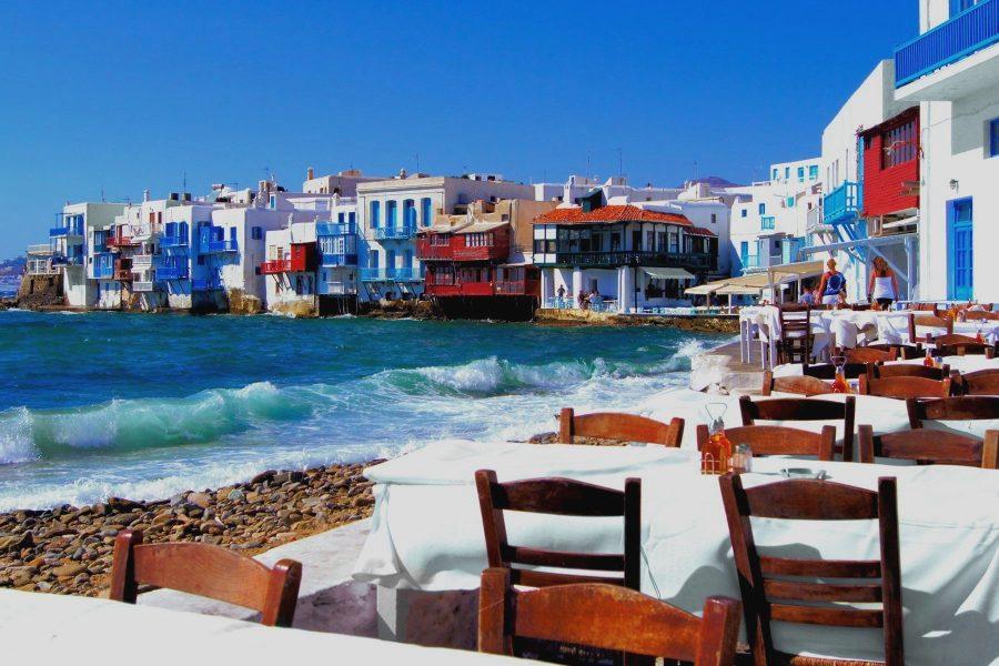 Греческие острова для туристов