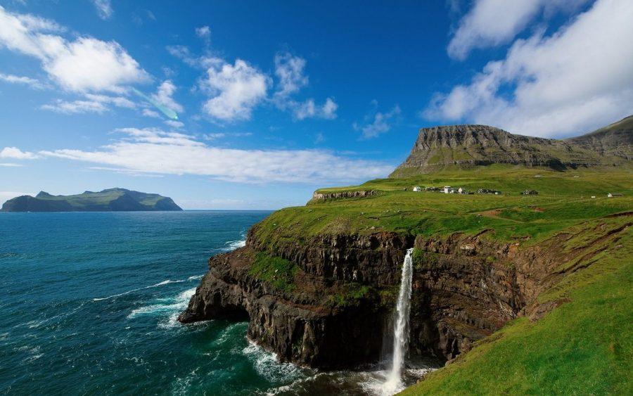 Фарерские острова неизведанны туристами
