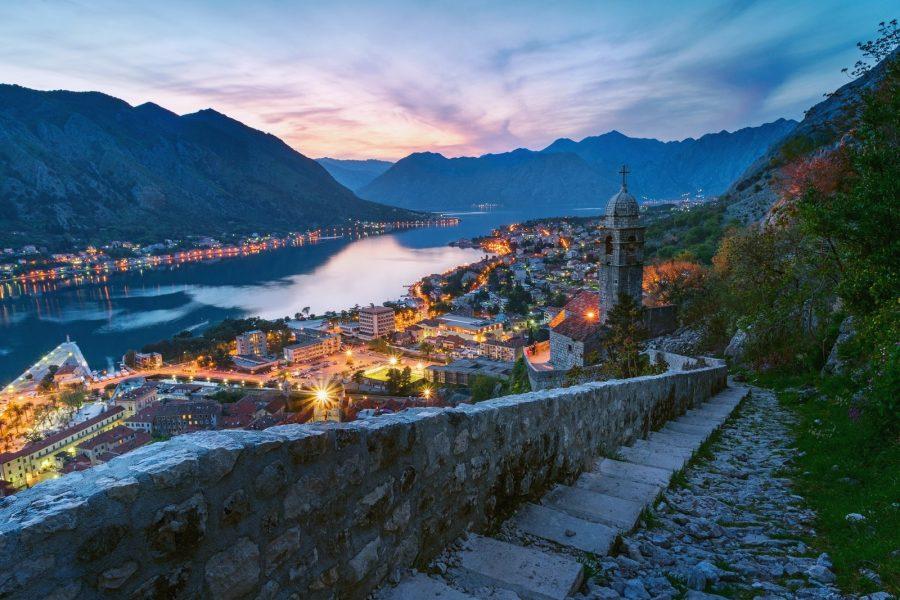 Черногория неизведанна туристами