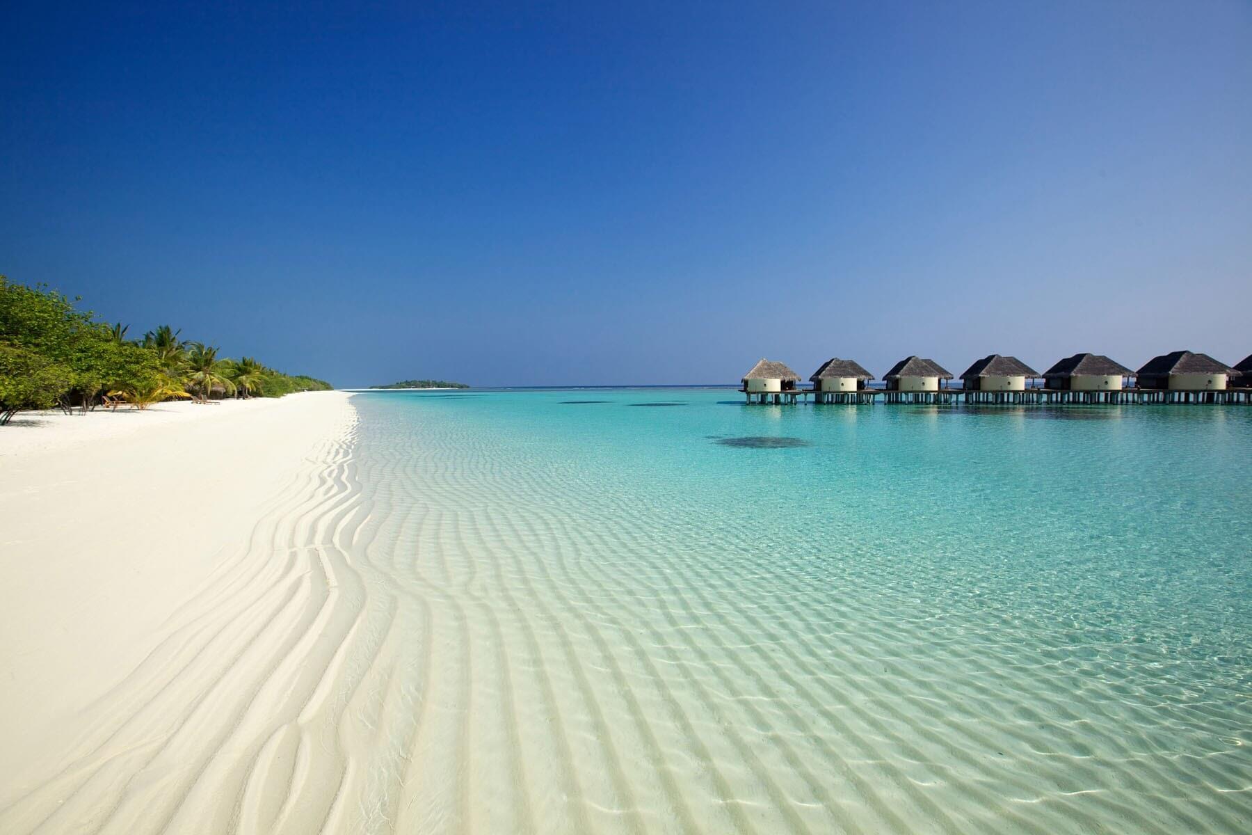 Мальдивы для богатых туристов