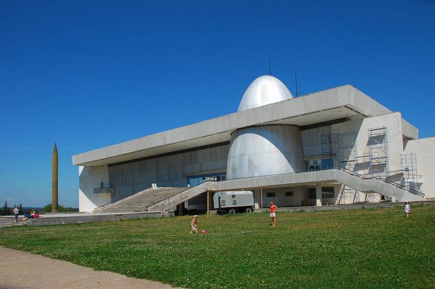 Музей космонавтики имени К. Циолковского, Калуга
