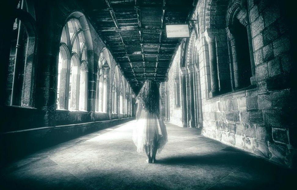 Места где можно увидеть призраков