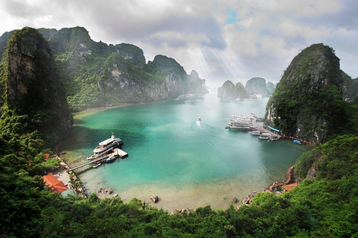 Посетить Вьетнам вместо Таиланда