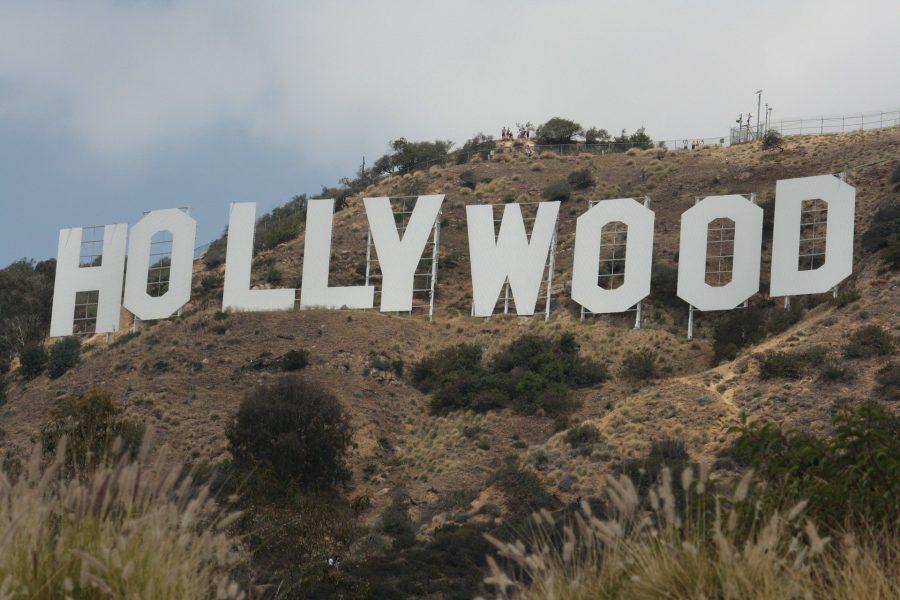 Легендарная надпись Hollywood