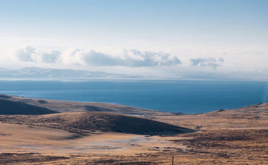 Тибет: озеро Манасаровар