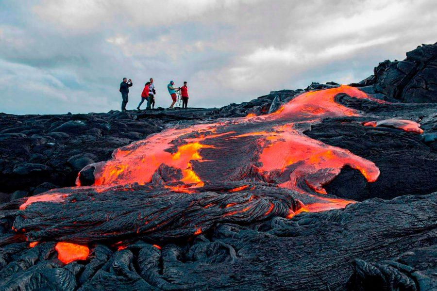 Гавайский экстрим уникальный тур