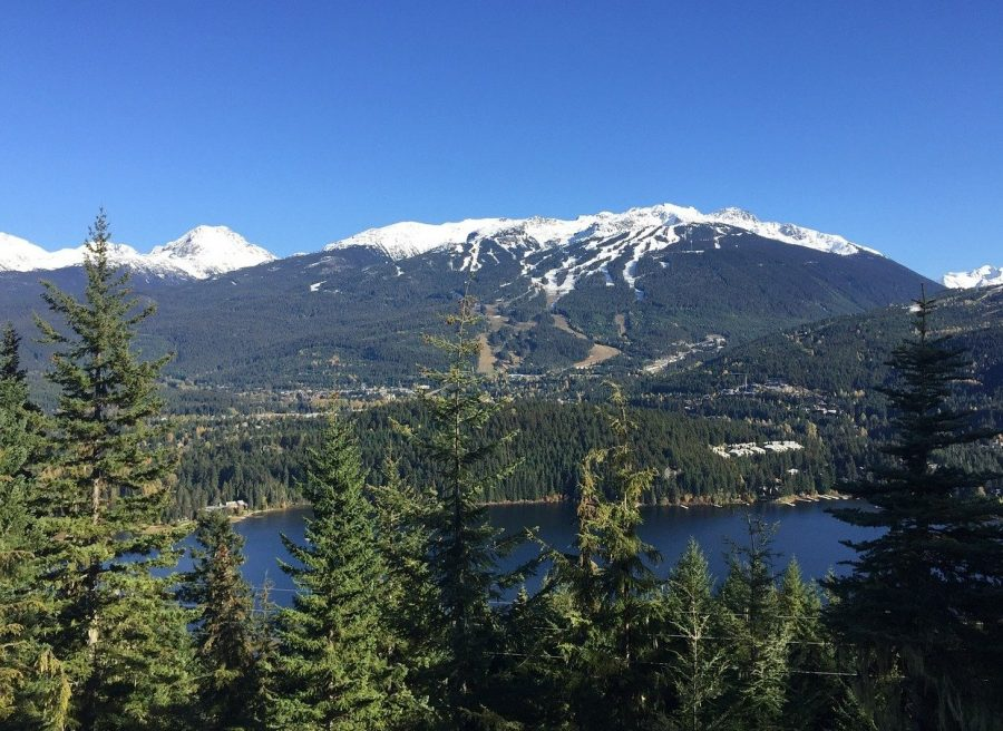 Канада к скалистым горам