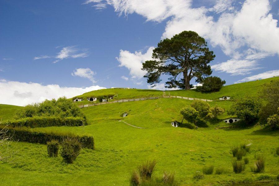Новая Зеландия в гостях у хоббитов