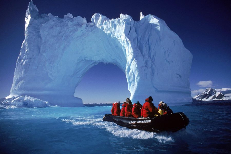 Тур в Антарктиду на Новый год