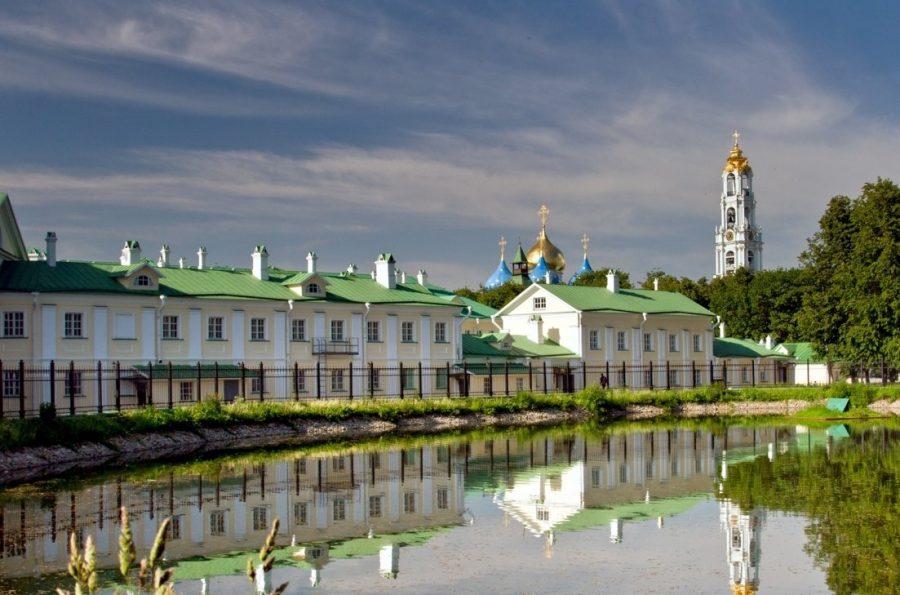 Сергиев Посад экскурсия в городе