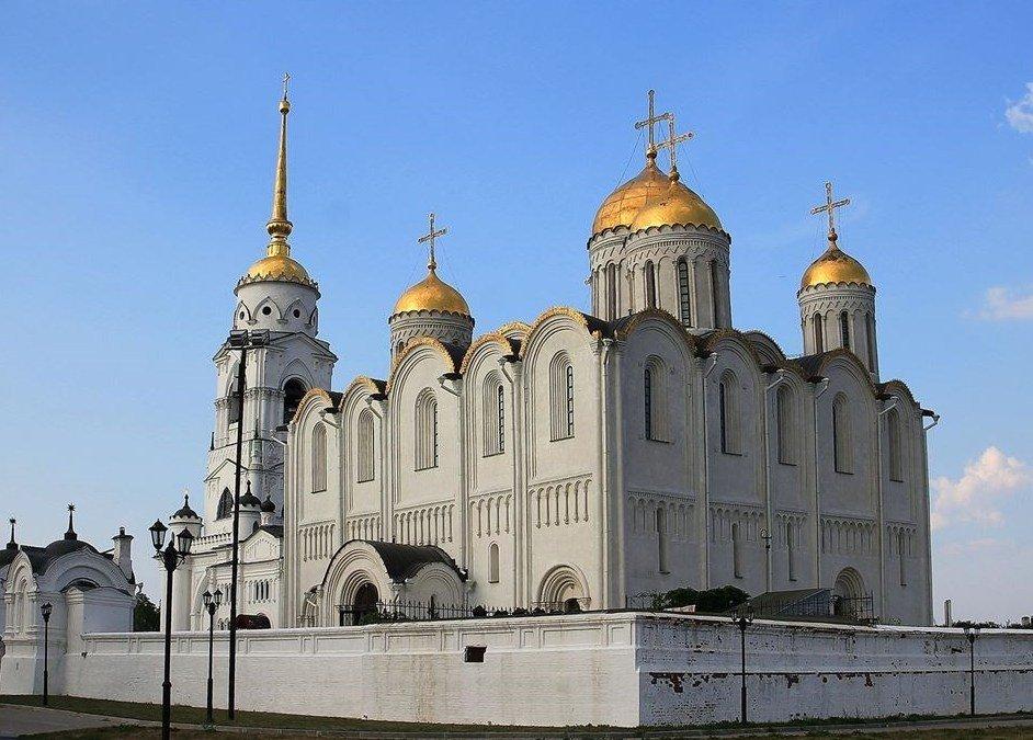 Владимир экскурсия по городу