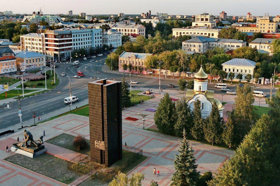 Иваново экскурсия по городу