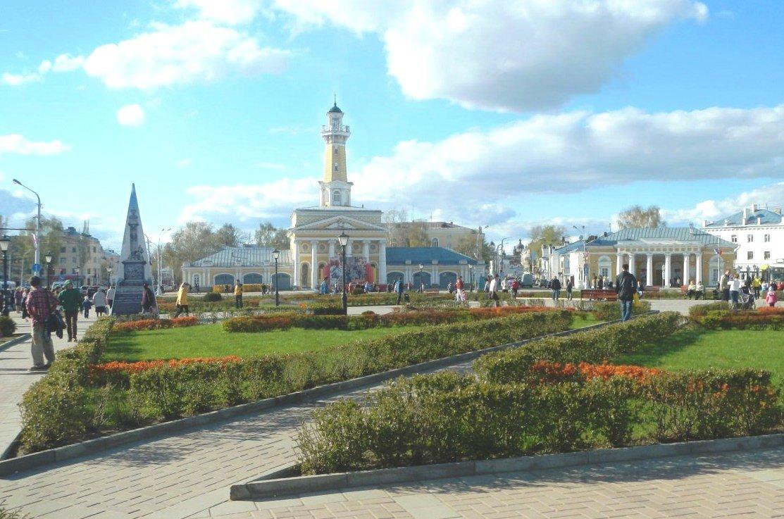 Кострома экскурсия по городу