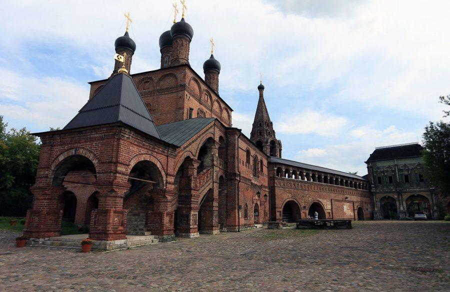 Собор в Крутицком подворье