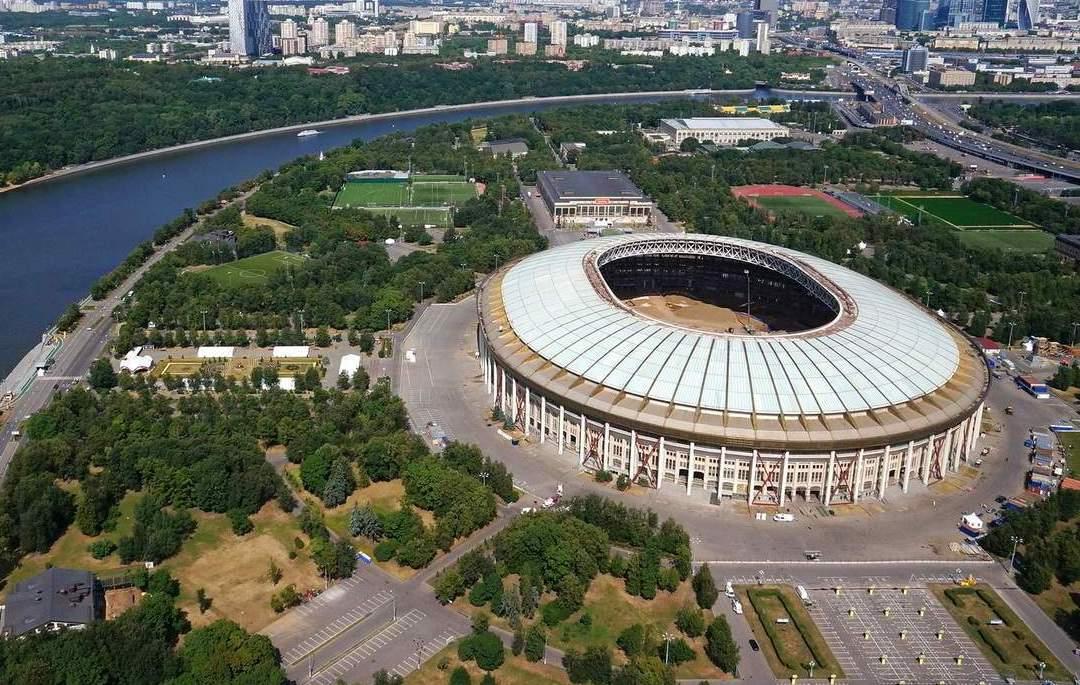 Лужники дворец спорта в Москве