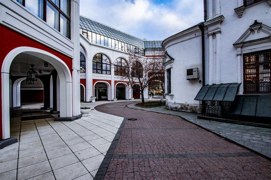 Третьяковская галерея Лаврушинский переулок