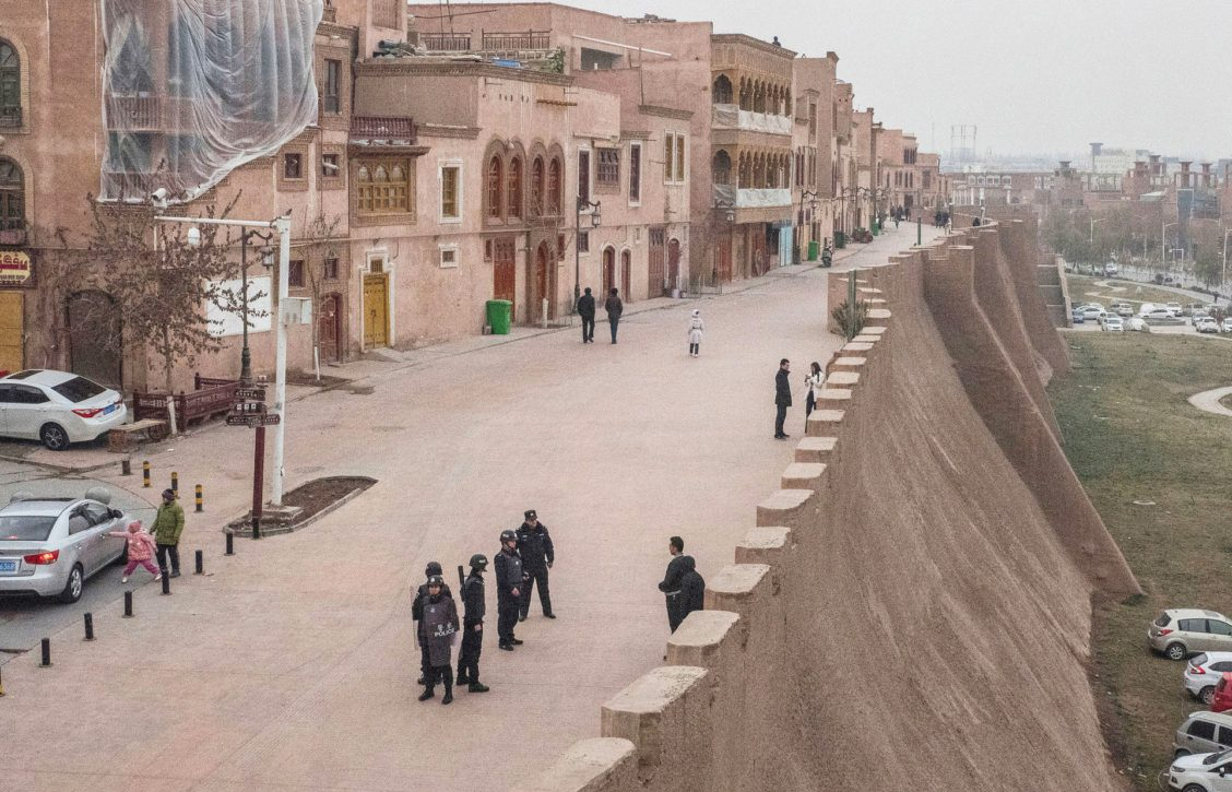 Путешествие в Кашгар Китай