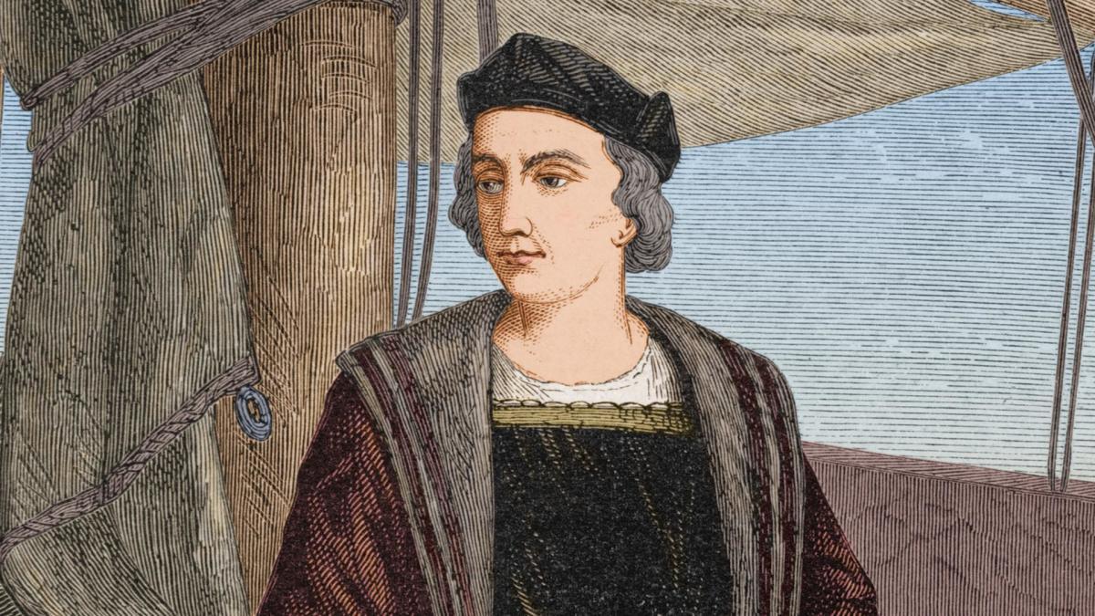Христофор Колумб и бутылочная почта