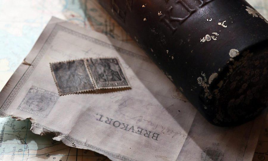 Рихард Платц написал пись в бутылке