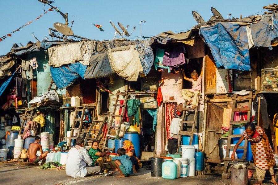Экскурсия в трущобы Индии