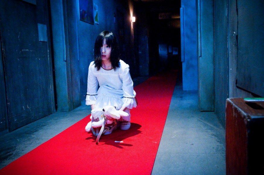 Лабиринты ужаса в Японии