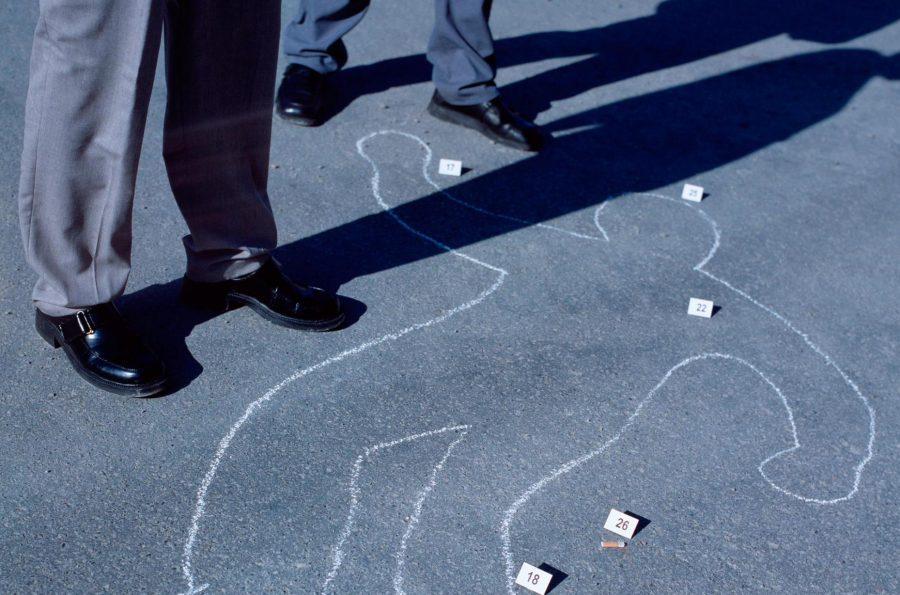 Места преступления маньяка