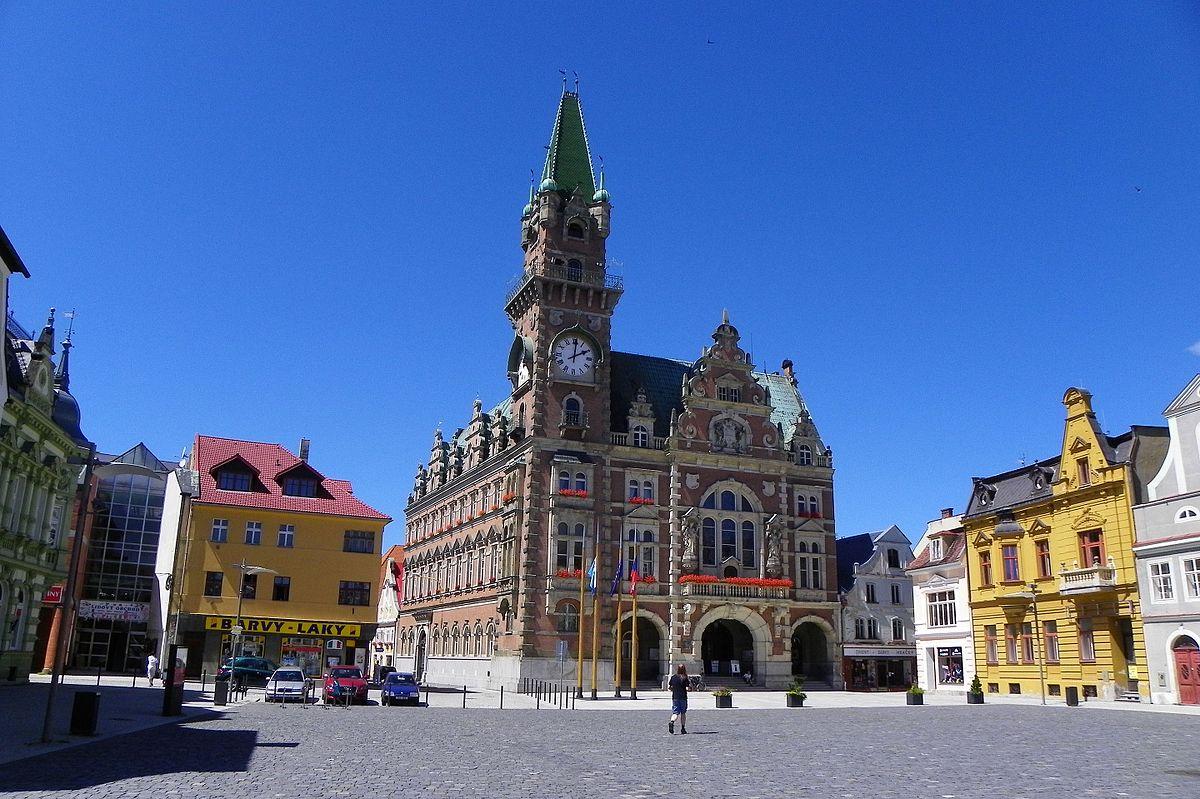 Фридлант город расположенный в Чехии