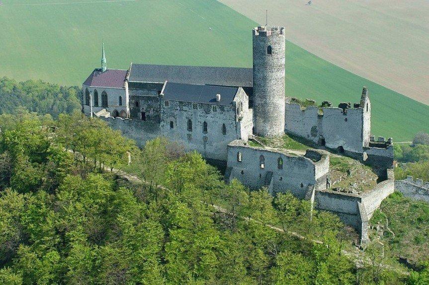 Бездежский замок в Чехии
