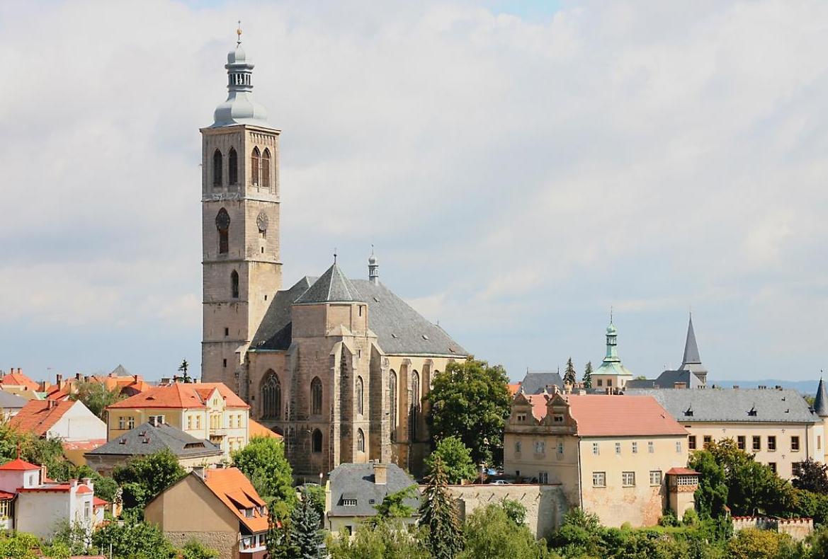 Кутна Гора город расположенный в Чехии
