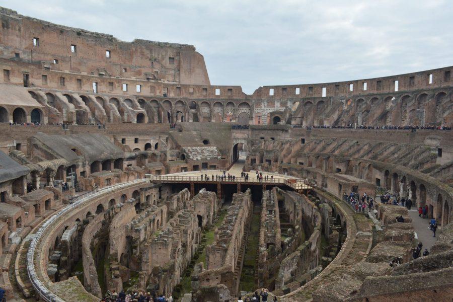 Что посмотреть в Риме Италия