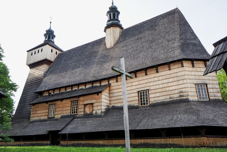 Деревянные церкви в Польше