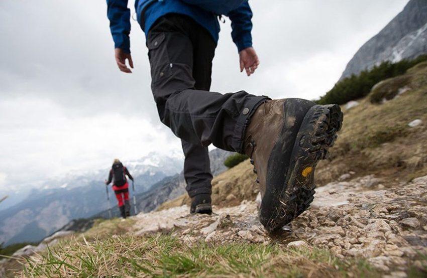 Удобная обувь для похода в горы