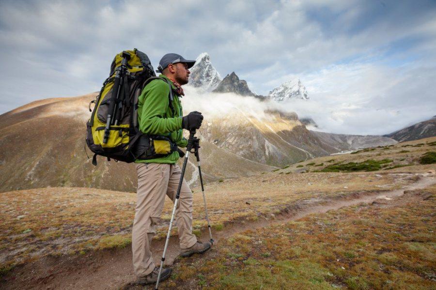 Одежда для похода в горы