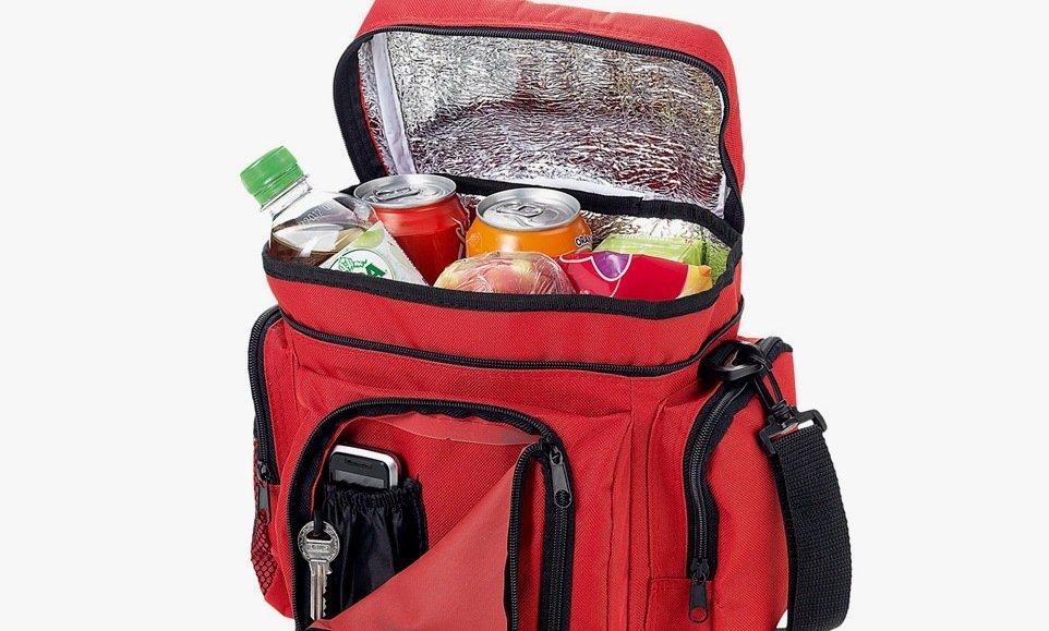 Туристическая сумка холодильник
