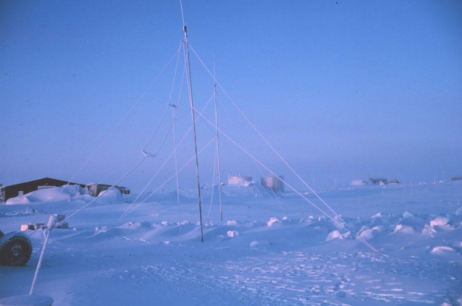 Станция North Ice в Гренландии