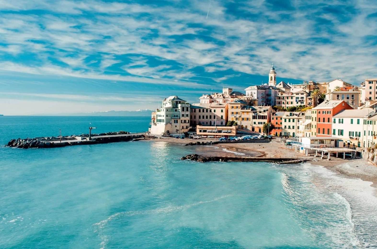 Италия для отдыха в летний период